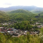  View from the Gatlinburg Sky Lift landing