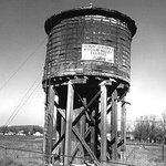 Lusk Water Tower