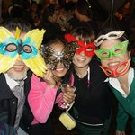  Masquerade party