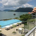  View on arrival, Westin Resort &amp; Spa Langkawi Island