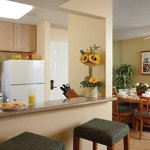  Wyndham Dolphin SCove Kitchen