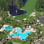  Saddlebrook Resort Aerial