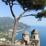 Amalfi Coast Cover View!