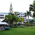  beautifully landscaped ground of the hotel