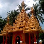 pagoda Burmese Temple ..Ann H May 2013