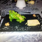  Salade de foie Gras