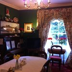  The gorgeous dining room