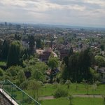  Vue de notre chambre sur Freiburg #1