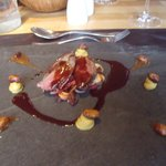  Pigeon breast starter