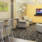 DoubleTree by Hilton Springdale Media Room