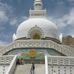  shanti stupa 1