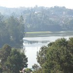  view of ooty lake from darshan hotel ooty