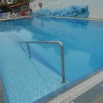  La piscina era lo mejor a excepcion del agua friiiia
