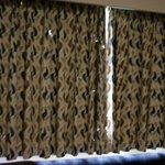 Curtains in Room 52