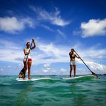 Caribbean Paddling
