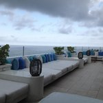Terrace lounge seating (overcast)