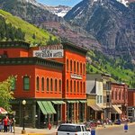 The New Sheridan in Telluride - Summer Scene