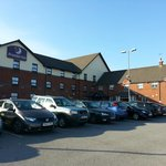 Φωτογραφία: Premier Inn Newcastle-under-Lyme