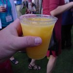 Here is a $7.75 Orange Juice at the Luau.