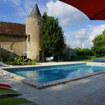 Castel Camping Le Petit Trianon de Saint Ustre