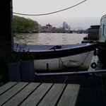 B&B Houseboat Little Amstel Foto
