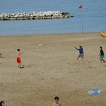  Giochi in spiaggia