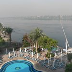 pool on the nile