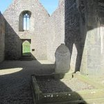 View From Inside the Friary