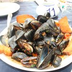  The wonderful Soute di Cozze!