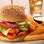 Buffalo Jack Chicken Sandwich