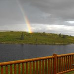  Rainbows from the deck