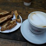 Biscotti and Cappuccino