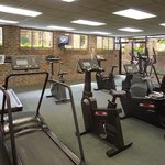Recreational Facility  Exercise Room at Holiday Inn Countryside