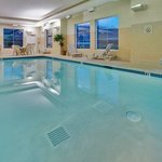 Heated Indoor Swimming Pool - a great place to relax