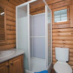  Small cabin bathroom