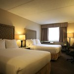  Holiday Inn Express Palatine-Arlington Hts Chicago NW-two bed room