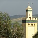 view of valley with Minaret
