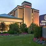  Long Island Sheraton Exterior Dusk