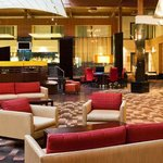  Long Island Sheraton Lobby