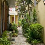  Hotel St. Pierre, French Quarter Garden Walkway