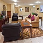  The Lobby Lounge is a comfortable space to socialize