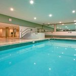 Get energized in the Lap Pool & Whirlpool