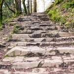 Steps up the Mountain