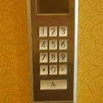 cool keypad for elevator