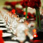  InterContinental Singapore Grand Ballroom Table Setting