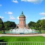 Water Tower of Mannheim