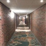  hotel corridor