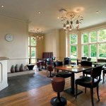 Llyndir Hall Hotel Dining