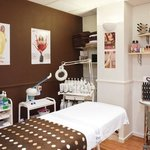 We offer a range of beauty treatments. Charges apply