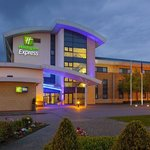  Our Holiday Inn Express hotel in Northampton